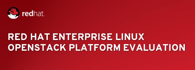 Imagen RHEL OpenStack Platform