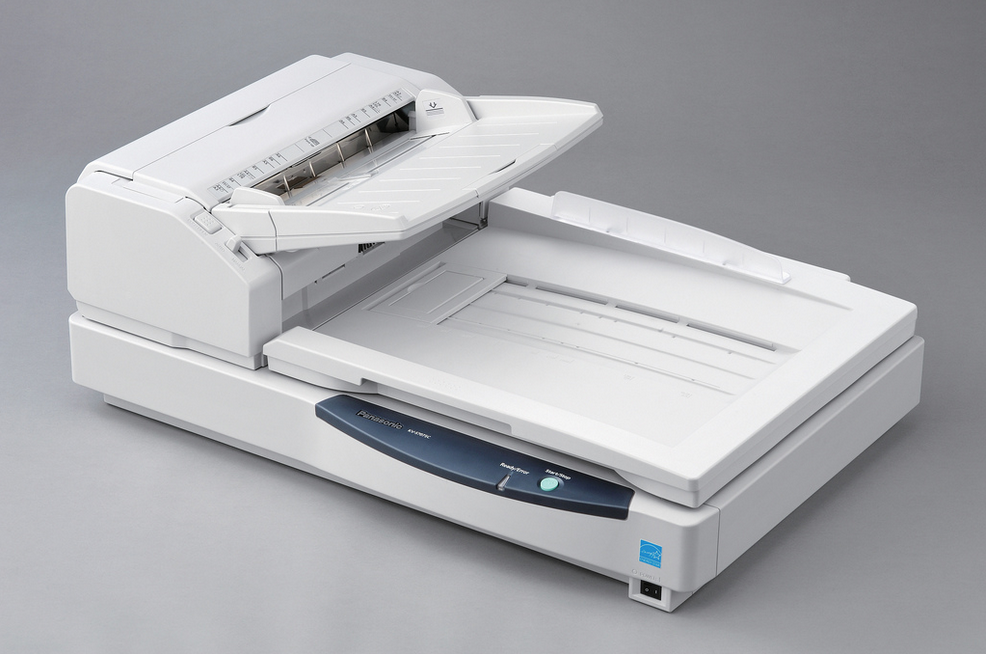Panasonic KV S7075 escáner cama plana
