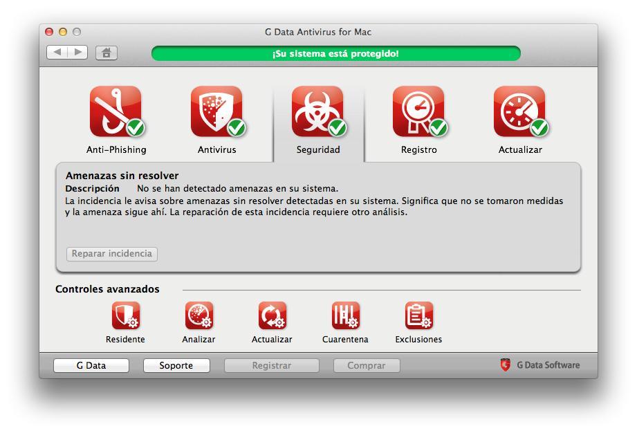 g data mac