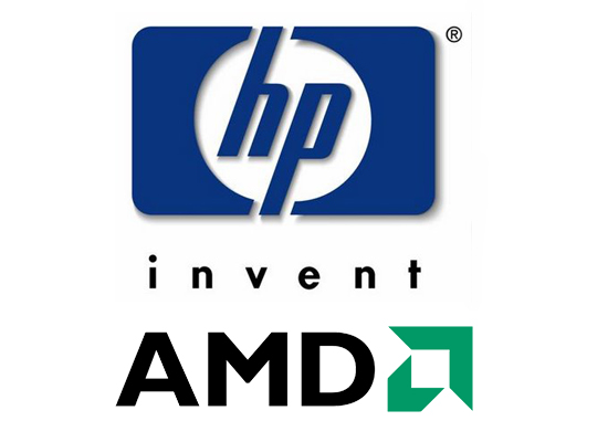 HP AMD PyMEs