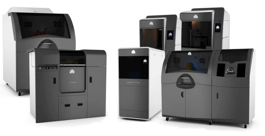 3D Systems_3D Printers